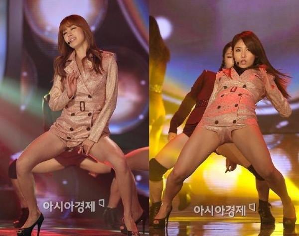 【アイドルお宝画像】韓国のアイドルがこんなにエロいならもはや整形だろうがなんでもいぃwww