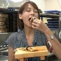 【疑似フェラ画像】美味しさを伝えてるのか、エロさを伝えてるのか?女子アナやアイドルの食レポw