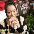 【疑似フェラ画像】食べ方一つでエロさが伝わってくる女子アナやタレントのフェラ顔ww