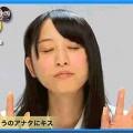 【放送事故GIF画像】チューされちゃったーww(キュン死に注意!)