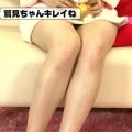 【放送事故画像】ムチムチ太股見てると段々ムラムラしてくるタレントの美脚!!