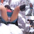 【素人パンチラ画像】ハプニングで見えるパンチラがやたらと興奮する素人のパンチラ!