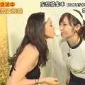 【キスキャプ画像】見てるだけでこっちがドキドキしちゃうタレントのキス顔やキスシーンww