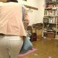 【お尻キャプ画像】女子アナやアイドル達がぴったりパンツ履いてパンツライン見せびらかしてるw