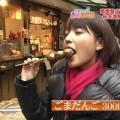 【擬似フェラキャプ画像】思わずフェラしてる所を妄想してしまう女性タレント達のエロい食べ方w