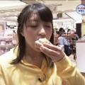 【疑似フェラキャプ画像】食レポしながらフェラ顔晒しちゃうスケベなタレント達w