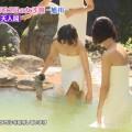 【温泉キャプ画像】美人タレントが入浴してる所見てるだけでもムラムラしてこないか?w