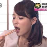 【疑似フェラキャプ画像】このタレント達はなんてやらしい顔しながら食レポしてるんだww