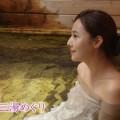 【石川理咲子キャプ画像】超美人でスタイルのいい女性の温泉入浴シーンはいいものだwww