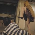 【生脱ぎキャプ画像】某ドラマに期待するのは制服娘によるパンティーの生脱ぎだけwww