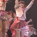 【ライブキャプ画像】Kawaii Nippon Expoがパンチラ祭りだったと聞いてwww