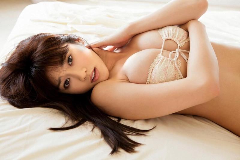 【原幹恵グラビア画像】突然休業してしまったGカップ巨乳美人女優のめちゃシコボディ!