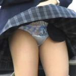 【春のパンチラ画像】暖かくなってスカートが短くなった女性を襲う春の強風ハプニング!