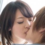 【キスの日エロ画像】優しいキスから濃厚キスまで美女と唇や舌を重ね合わせるキスシーン画像