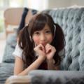 【美少女制服画像】見ているだけで癒やされる美少女アイドルの学校制服姿に萌えた
