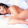 【坂木優子グラビア画像】FカップボディでハイレグTバックと男心をくすぐられるねぇ!
