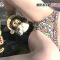 【池田裕子キャプ画像】記者会見で虫を食べるハメになった芸人気質のグラドルwwww