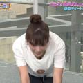 【三谷紬キャプ画像】ダイエット動画でバズった女子アナがグラビア進出したとかwwww