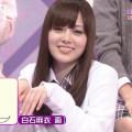 【白石麻衣キャプ画像】乃木坂46を卒業したセンターアイドルのお宝出演シーン