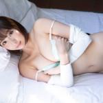 【緒方咲キャプ画像】趣味のジムトレーニングで作ったFカップエロボディ!