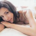 【石川恋グラビア画像】高身長なスレンダーボディに下着姿がエロい!