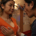 【片山萌美濡れ場画像】女優でタレントでグラドルもやってるGカップお姉さん